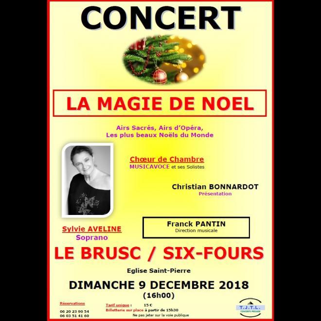 Concert Noël 2018