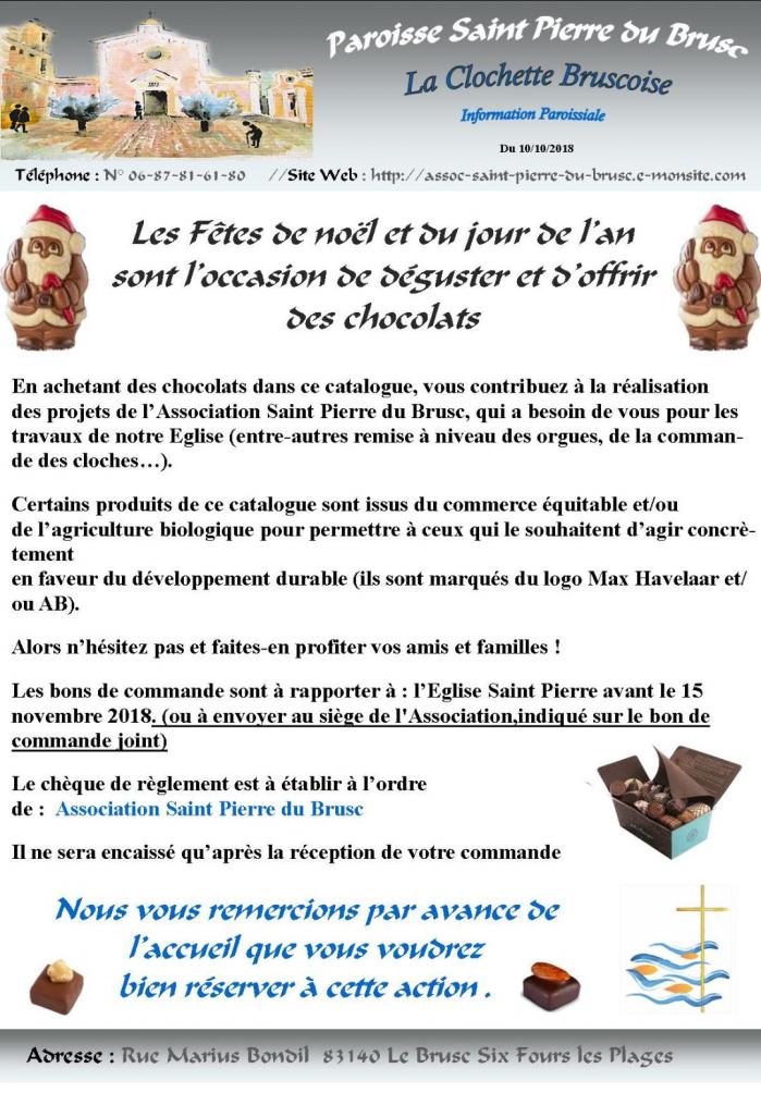 Chocolats de noel 6